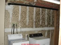 Asbestos In Basement by Basement Moisture Mold