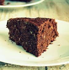 banana chocolate cake bread vegan oil free recipe vegan richa