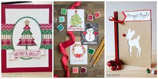 handmade christmas cards 15 diy christmas card ideas easy christmas cards we re