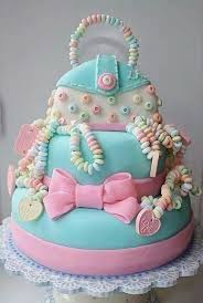 baby birthday cake baby girl birthday cake