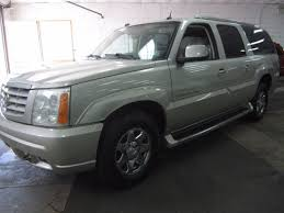cadillac 2004 escalade 2004 used cadillac escalade esv awd esv 6 0l v8 at contact us