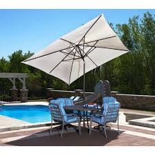 Rectangular Patio Umbrella Sunbrella by Exterior Sunbrella Umbrella Can Tilt The Umbrella In Any Number