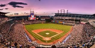 Coors Field Map Coors Field Denver Colorado Chooses Sealoc Tv U0027s Sealoc Outdoor Tvs