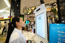 alibaba face recognition payment via facial recognition now being used in a kfc outlet in