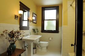 mission style bathroom lighting home decorating interior design