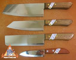 what is a brand of kitchen knives kiwi knives importfood