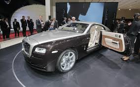 first look 2014 rolls royce wraith automobile magazine