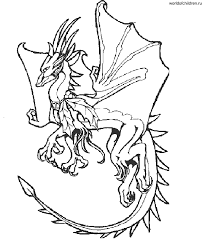 chinese dragon coloring pages kids coloring