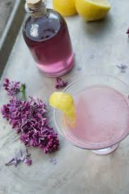 purple cocktail 3 recipes for lilac blossoms holly u0026 flora