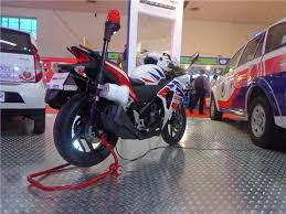 honda cbr india honda unveils cbr250r police edition in india