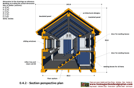 poultry house construction plans free house plans