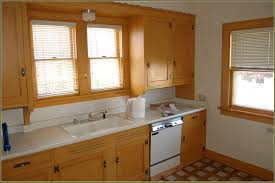 Kitchen Cabinets Trim by Painting Laminate Cabinets Before And After Pictures How To Paint