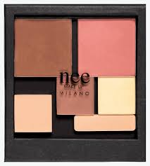 nee contouring kit with 6 colours magnetic palette nee make up