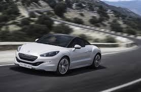 peugeot sedan 2013 2013 peugeot rcz updated styling for sporty french coupe photos