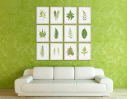 Fern Decor by Fern Art Prints Large Set Of 12 Fern Wall Art Fern Wall