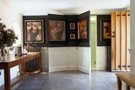 black and white hallway hallway paint colour schemes