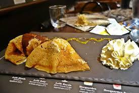 bureau in crepe dessert at au bureau in poitiers picture of au bureau