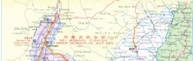 Map Of China Provinces by Map Of Shannxi Province