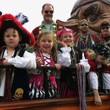 ybor city halloween children u0027s gasparilla extravaganza