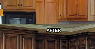 Ready To Finish Cabinets by Does Anyone Know Of A Faux Glaze For Kitchen Cabinets Hometalk