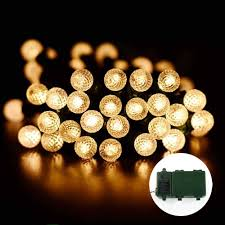 Battery Operated Lights For Pictures by Battery Operated String Lights For Christmas Ledertek