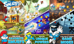 epic apk smurfs epic run 2 6 0 apk mod data for android