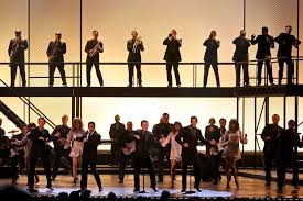 Radio City Ny Shows La Jolla Playhouse Bred U201cjersey Boys U201d Closing On Broadway The