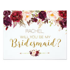 bridesmaid invitations template happy party studio designs collections on zazzle