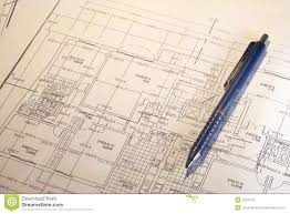 free architectural plans architectural plans royalty free stock photos image 1081418