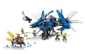 lego army jet lego ninjago lightning jet 70614 toy at mighty ape nz