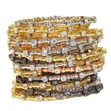 stacking bracelets beaded stacking bracelets gale grant