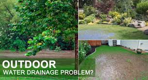 Backyard Water Drainage Problems Outdoor Trench Drain By Us Trench Drain