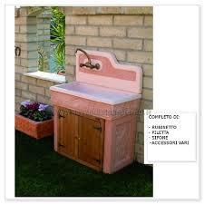 lavelli esterno lavabo da esterno monviso aq7000r lavandini da esterno lavelli