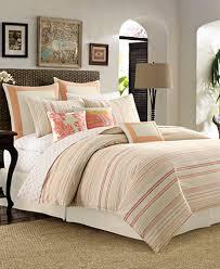 tommy bahama bed pillows tommy bahama home la scala breezer papaya bedding collection
