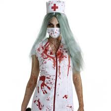 womens zombie nurse costume morph costumes us