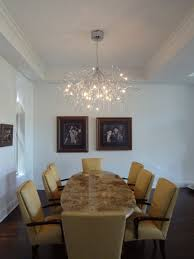 installation gallery dining room lighting