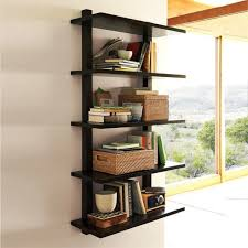 Space Saver Bookcase Wall Mounted Bookcase U2013 Space Saver Book Storage