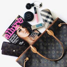 louis vuitton black friday sale what u0027s in my bag louis vuitton monogram neverfull tote a