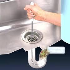 Kitchen Sink Clogged Past Trap Kitchen Sink Clogged Past Trap Kitchen Sink Drain Clogged Past