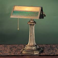 Library Table Lamps Library Desk Lamp Green Quanta Lighting