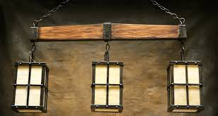 Rustic Pool Table Lights by Pool Table Light Fixtures Home Lighting Insight