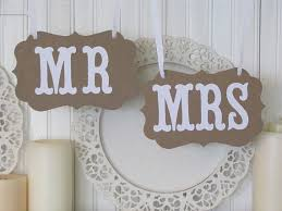 mr and mrs wedding signs mr and mrs wedding signs wedding photos wedding reception