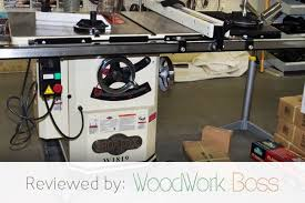 who makes the best table saw best hybrid table saw 2017 shop fox w1819 review
