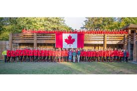 Red Flag Day Fort Langley National Historic Site And Others Accept National