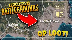 pubg map loot op loot spawn playerunknown s battlegrounds pubg live youtube