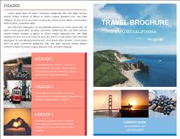 country brochure template brochure templates top 25 free and paid options