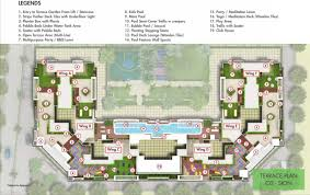 O2 Floor Seating Plan by 1660 Sq Ft 3 Bhk 3t Apartment For Sale In Ahuja O2 Sion Mumbai