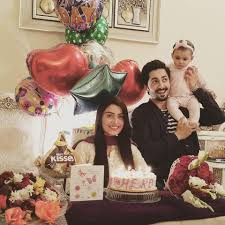 pakistani celebrities birthday celebration pictures brandsynario