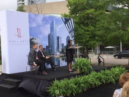 privacy policy dallas arts district a 250 million city changer new luxury high rise and hotel to