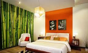 chambre en bambou decoration chambre vert bambou visuel 2